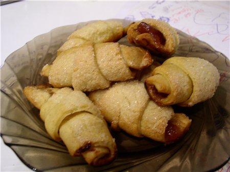 печенье пальчики с повидлом рецепт с фото