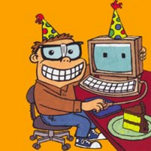 Поздравление разработчика с днем рождения