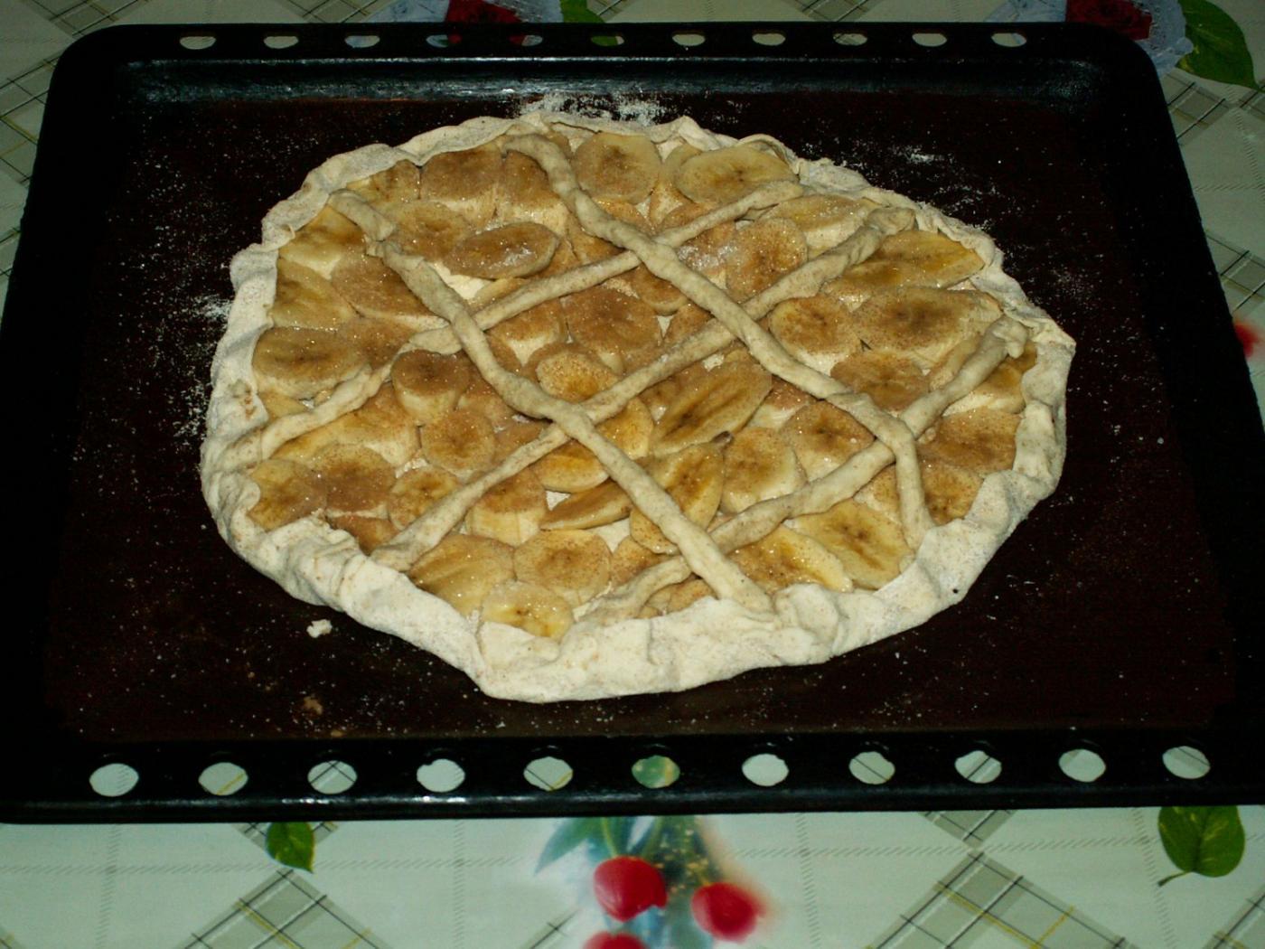 Как завернуть пирог