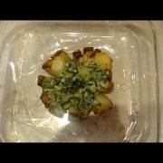 Картошка не по деревенски . Blooming Baked Potato /채식 요리