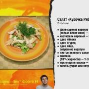 Сборник рецептов на основе продуктов полезных для печени