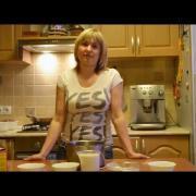 Блинчики с припеком - видеоурок на Масленицу